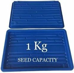 Seeding Hydroponic Trays