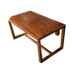 Brown Modern Wooden Table
