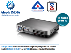 BIS Certification For Projector