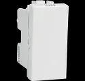 White Havells 25 Ax 1way Switch