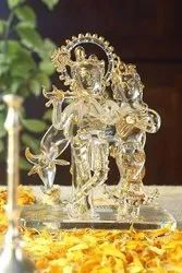 Gloss Glass Statue, For Worship
