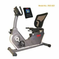 REC 821 Semi Commercial Recumbent Bike