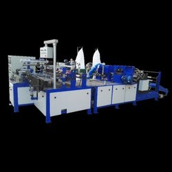 Automatic Conical Paper Cone Winding Machine