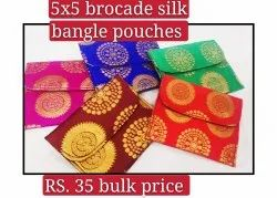 BROCADE BANGLE POUCH