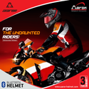 Bluetooth Helmet - Motocross