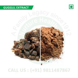 Guggul Extract (Commiphora Wightii, Gugal, Gugul, Guggal, Mukul myrrh tree)