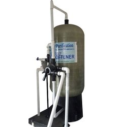 Electric Water Softener Plant
