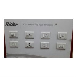 Anchor Rider Series Switch Board