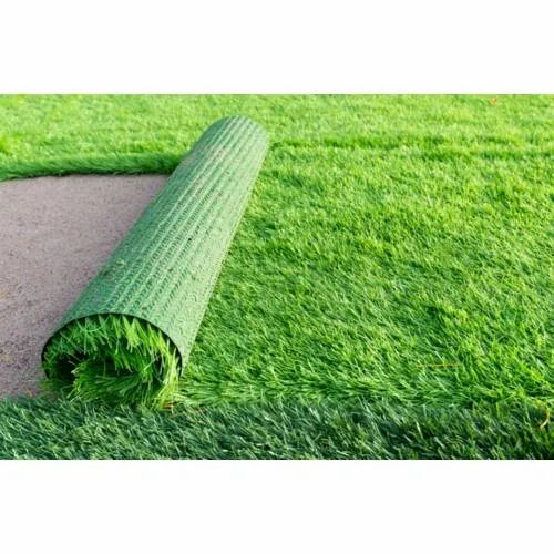 Plastic Artificial Grass Mat
