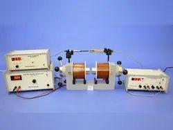 Magnetoresistance of Semiconductors Measurement setup