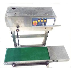 Heavy Pouch Band Sealer