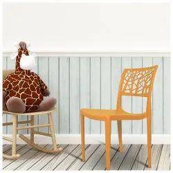 迪亚塑料蜘蛛咖啡馆椅