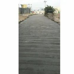 Residential Concrete Road Construction Service