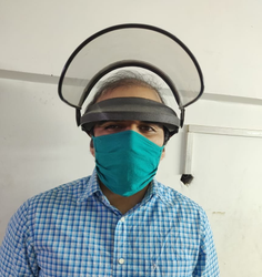 Reusable Face Shield
