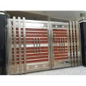 304 SS Hinged Gate