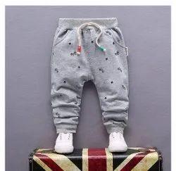GREY Girl & Boy Baby Pant
