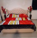 Double Bed Premium Multicolour Blankets