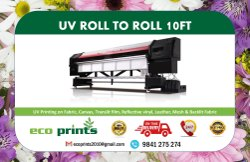 UV Roll To Roll Printing