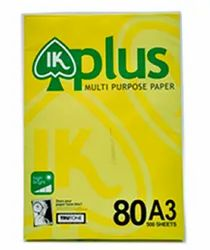 IK Plus Multi Purpose A4 Copy Paper