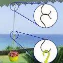 Coir Garden Hanging Pot Extension Hook