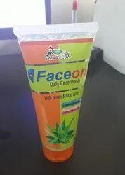 Neem & Aloevera Oil Facewash