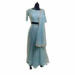 Party Wear Stitched Designer Lehenga