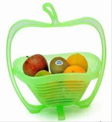 Plastic Fruit Basket for Home