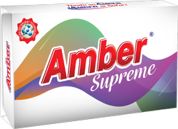 Amber Supreme Detergent Bar
