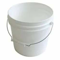 Pail Handle loose grip white