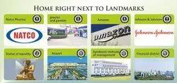 Landmarks Near Kothur
