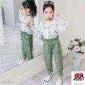 Girls Modern Top With Pant