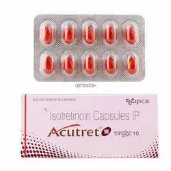 Isotretinoin Capsules IP