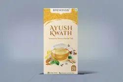 Ayush Kwath Immunity Booster Herbal Tea