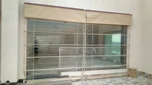 PVC Horizontal Window Covering - Monsoon Blinds for Office