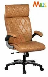 MBTC Almond High Back Office Chair