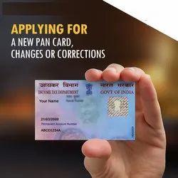 Standardised Online PAN Registration Service