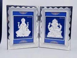 Laxmi Ganesh Acrylic Frame