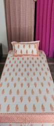 Mugal Buty Single Bedsheets