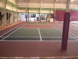 Vinyl Badminton Sports mat