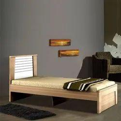 Waterproof MDF Single Bed