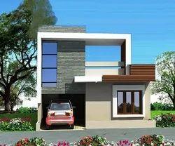 90 Sq Yads Simplex House Plan