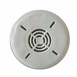 PVC Fan Plate, Size: 6 Inch