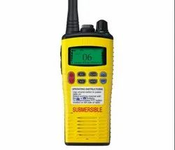 Marine Gmdss Walkie Talkie   Entel  /Ht 649