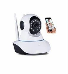 WiFi Smart Wireless P2P Night Vision IR Robot Bady Security Camera
