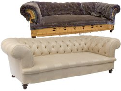 sofa reupholstery service