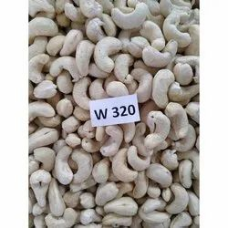 Raw W 320 Cashew Nuts, Packaging Type: Tin, Packaging Size: 10 kg