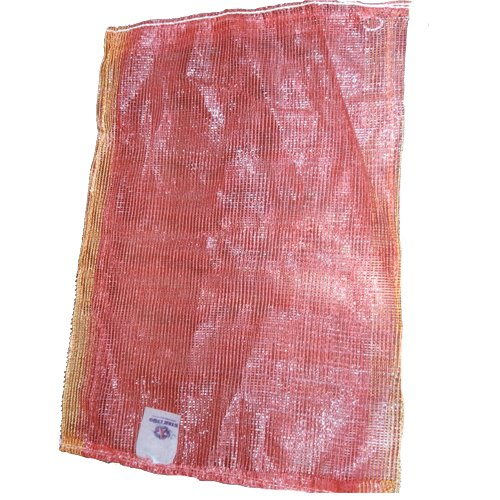 Polypropylene Net Leno Bag Red Colour
