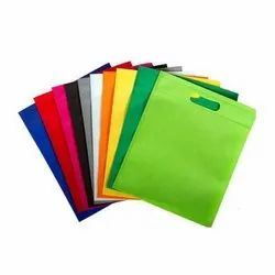 D Cut Handle Non Woven D Cut Bag, Capacity: 2-3 Kg