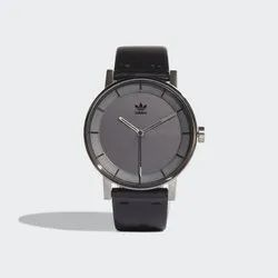Stainless Steel Adidas District L1 Watch