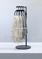 scarf display stand